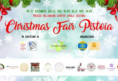 Christmas Fair Pistoia