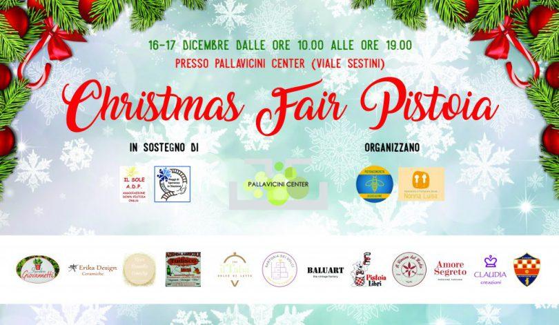 Christmas Fair Pistoia