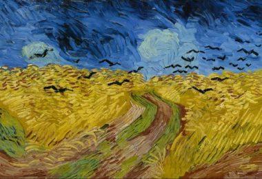 Van Gogh- Sulla soglia dell'eternità