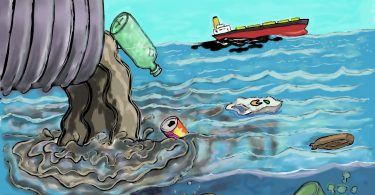 inquinamento del pianeta