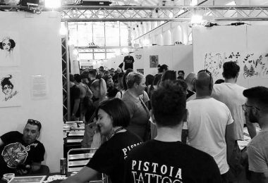 Pistoia Tattoo Expo