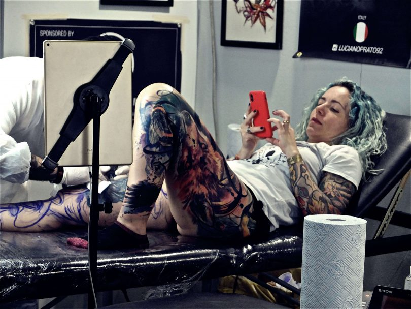 pistoia tattoo expo 2019