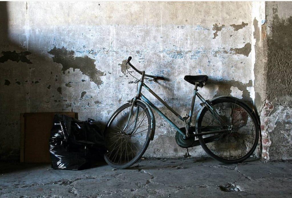 bicicletta silenzio covid 19