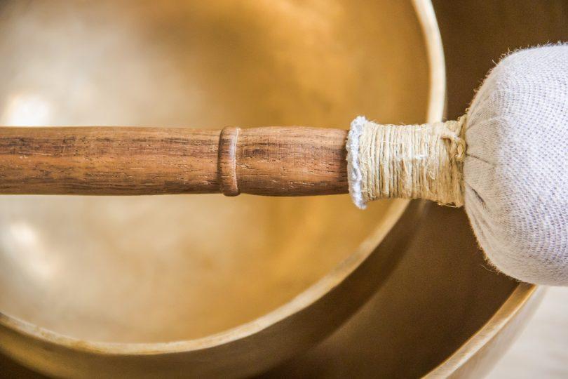 I suoni del Gong esperienza sensoriale delmassaggio sonoro armonico