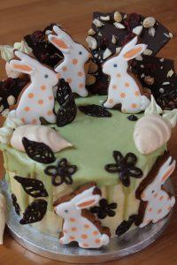 Rosalind Pratt bake off