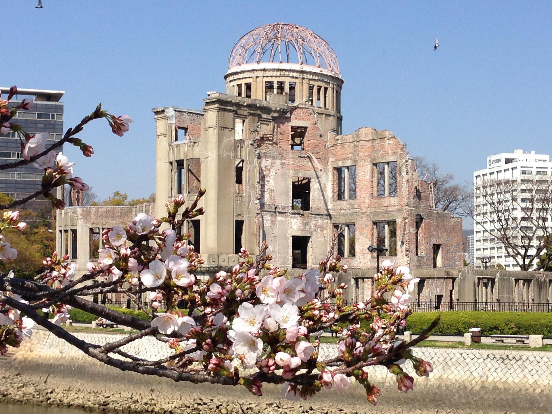 luoghi dell'odio hiroshima