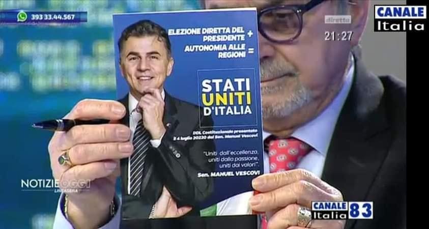 stati uniti d'italia
