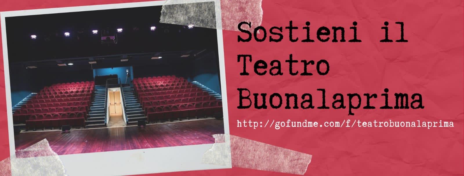 isolamento teatrale crowdfunding